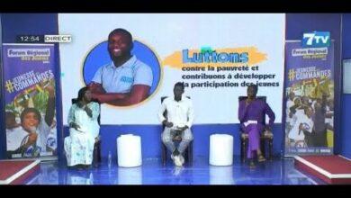 Revivez La Ceremonie De Cloture De La 4Eme Edition Du Forum Regional De La Jeunesse Ao8Y3Eaafhq Image