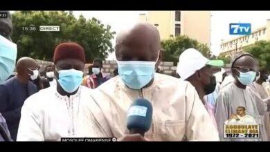 Revivez La Levee Du Corps De Abdoulaye Elimane Dia Kaladio Mosquee Omarienne Plxvfec5Jy4 Image