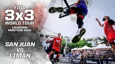 San Juan V Liman Full Game Fiba 3X3 World Tour Lausanne Masters 2021 O5Ibnzpsx70 Image
