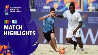 Senegal V Uruguay Fifa Beach Soccer World Cup 2021 Match Highlights Vrtwnmr1D9K Image