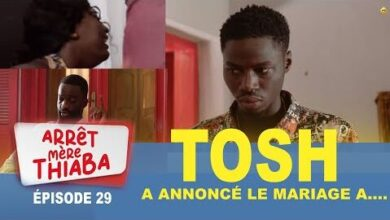 Serie Arret Mere Thiaba Episode 29 Quand Tosh Annonce Un Mariage Lbsmyg5Fxr8 Image