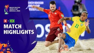 Switzerland V Brazil Fifa Beach Soccer World Cup 2021 Match Highlights Qwuv7Ksoceo Image