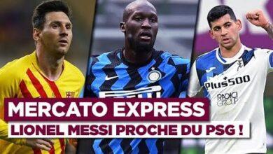Transferts Messi Lukaku Romero Les Infos Mercato Du 7 Aout Cvu7Cdzb6 8 Image