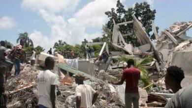 Un Puissant Seisme En Haiti Fait Plusieurs Centaines De Morts O France 24 Vi4Xwl3Cajy Image