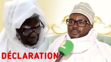 Urgent Touba Declaration Serigne Bassirou Abdou Khadre Sur Le Ndiguel Du Khalif 1Ere Mouharam Qmf00Xlwsfq Image