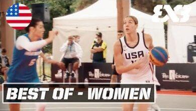 Usa Womens Highlights Fiba 3X3 U23 Nations League Gmvoc0 Ton8 Image