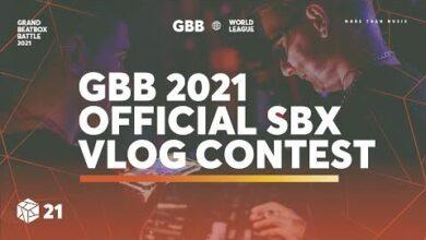 Vlog Contest Announcement Gbb21 World League N5Eqjxeape Image