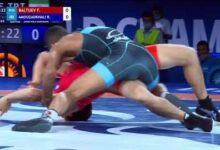 Wrestleufa Fs Top Performer Rahman Amouzadkhalili Iri R8Ibc5Kzc3U Image