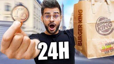 1 Centime Pour Manger Pendant 24H Mcdo Gratuit Burger King T0Ldzgbohym Image