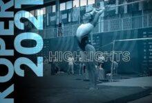 2021 Koper Artistic Gymnastics World Challenge Cup Highlights N8Oh0Via7Cg Image