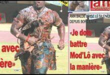 Actuellement A Bordeaux Ama Balde Avertit Modou Lo Dinako Dane Si Barke Vtqsnejsx E Image