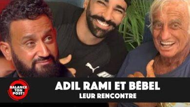 Adil Rami Footballeur Revient Sur Sa Magnifique Rencontre Avec Jean Paul Belmondo Vi1G1Xodvxu Image