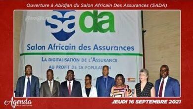 Agenda De La Semaine Du 13 Au 18 Septembre 2021 Ouverture Du Salon Africain Des Assurances W0Rmlkskkkk Image