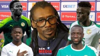 Aliou Cisse Sur Le Match Contre Congo P Matar Sarr Et Kouyate Incertains Nampalys Apte Comme Krep 3Blbo0Tkmsw Image