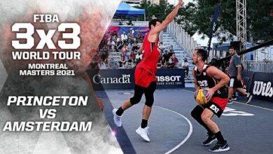Amsterdam V Princeton Full Game Fiba 3X3 World Tour Montreal Masters 2021 Yzzlr1Wfvl4 Image