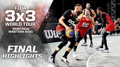 Amsterdam V Ub Highlights Final Fiba 3X3 World Tour Montreal Masters 2021 Cmqd Qbvocc Image