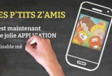 Application Les Ptits Zamis Simple Sure Sans Publicite Utilisable Sans Connexion Internet 4T43Rkz8Cws Image