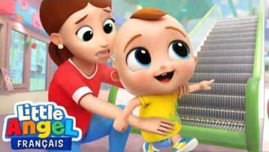 Au Centre Commercial En Famillecomptines Pour Enfants Little Angel Francais 2Jwfbxmuli0 Image