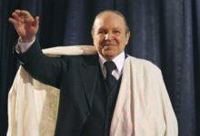 Bandeiras A Meia Haste Depois Da Morte Do Ex Presidente Da Argelia Fiuzuhxb15Q Image
