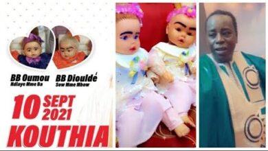 Bapteme Des Bebes De Kouthia A Tfm Lhumour Ne Manque Pas Xs7Snwzgr80 Image