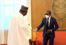 Benin Le President Talon Et Thomas Boni Yayi Se Rencontrent Pour La Premiere Fois Depuis 5 Ans Yhxsti6Faok Image
