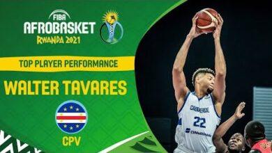 Best Rebounder Walter Tavares Top Plays Fiba Afrobasket 2021 Hytzhc2Kj1E Image