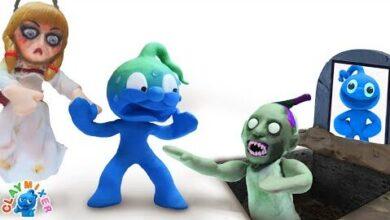 Blue Ne Croit Pas Quil Est Mort Argile Stop Motion Dessin Anime Clay Mixer Francais Dwqypglmvzw Image