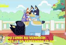 Bluey Nouveaux Episodes Du Lundi Au Vendredi A 17H40 Sur Disney Junior Jimcjtmhvmk Image