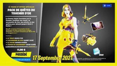 Boutique Fortnite Du 17 Septembre 2021 Item Shop September 17 2021 G02O5Egtsxs Image