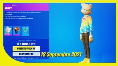 Boutique Fortnite Du 18 Septembre 2021 Item Shop September 18 2021 T3E4O1Y14Fi Image