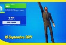 Boutique Fortnite Du 19 Septembre 2021 Item Shop September 19 2021 Ido8Vbzaizo Image