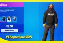 Boutique Fortnite Du 21 Septembre 2021 Fortnite Moffre 4 Skins Gratuitement 8Z5Iveaipj8 Image
