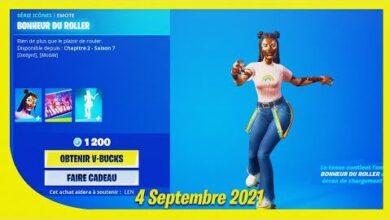 Boutique Fortnite Du 4 Septembre 2021 Item Shop September 4 2021 Sbvmr87Lxpu Image