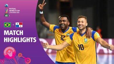 Brazil V Panama Fifa Futsal World Cup 2021 Match Highlights 0Hcm9Ahmsus Image