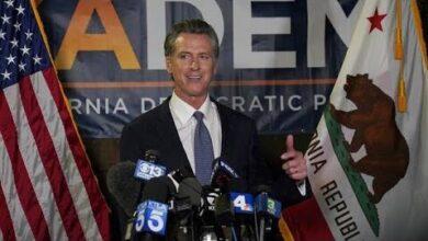 California Renova Confianca No Governador Democrata Gavin Newsom Yyofhjn5Plq Image