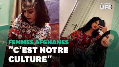 Ces Afghanes Se Rebellent Contre Les Talibans En Partageant Leurs Tenues Traditionnelles Dwicgh35U90 Image