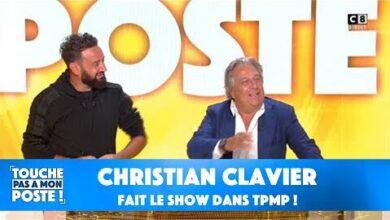 Christian Clavier Fait Le Show Dans Tpmp Zdl5Ikwa3Wm Image
