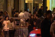 Com As Discotecas Fechadas Jovens Fazem A Festa A Ceu Aberto Em Lisboa 3Nkxcbo Tg8 Image