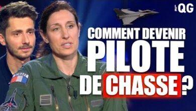 Comment Devenir Pilote De Chasse Une Pilote Mexplique Le Chemin Le Plus Rapide Db4Zqvzywc8 Image