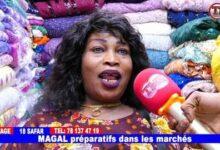 Comment Les Senegalais Preparent Le Magal Ambiance Dans Les Marchrs Hif9Ej82G88 Image