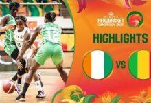 Cote Divoire Mali Game Highlights Fiba Womens Afrobasket 2021 Pfxjrfdc7Ce Image