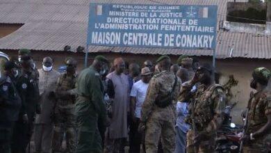 Coup Detat En Guinee Premieres Liberations De Detenus Du Regime Dechu O France 24 C Tdcbfzwjc Image