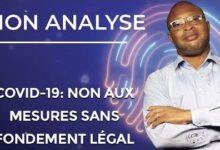 Covid 19 Non Aux Mesure Sans Fondement Legal Pyux3Iluvbw Image