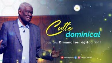 Culte Dominical Du Dimanche 12 09 2021 Pasteur Mamadou Philippe Karambiri 6Kqozsh6D C Image