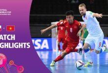 Czech Republic V Vietnam Fifa Futsal World Cup 2021 Match Highlights C0Jqwka2Ln8 Image