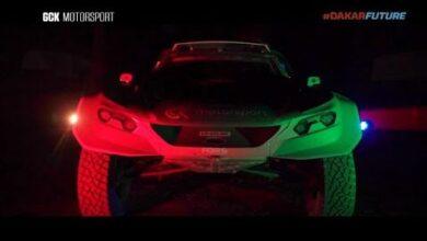 Dakar Future Gck Motorsport Un Laboratorio De Innovacion Dyxzotmlpmq Image