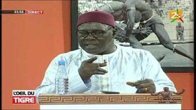 Debat Entre Tapha Gueye Et Becaye Mbaye Sur Lafrobasket Lequipe Du Senegal Et La Federation Szxbhwg9Kks Image