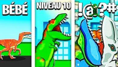 Detruire La Terre Avec Le Meilleur Dinosaure Possible Jurassic Dinosaur Gpk3Txzp T0 Image