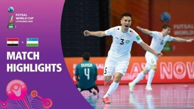 Egypt V Uzbekistan Fifa Futsal World Cup 2021 Match Highlights Agxhwsao4Gu Image