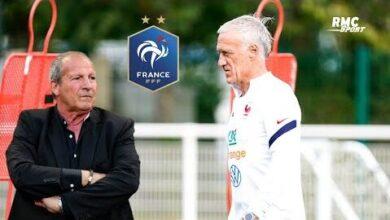 Equipe De France Lincroyable Tirade De Coach Courbis Sur Les Bleus Qtcmzrxxu3K Image